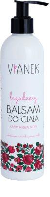 Vianek Calming Body-Balsam mit beruhigender Wirkung