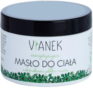 Vianek Energizing масло за тяло със стимулиращ и хидратиращ ефект
