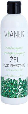 Vianek Energizing osviežujúci sprchový gél s hydratačným účinkom