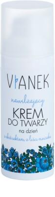 Vianek Moisturising crema de día con efecto hidratante para pieles secas y sensibles