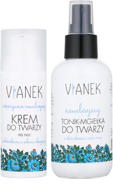 Vianek Moisturising Kosmetik-Set  I. 1