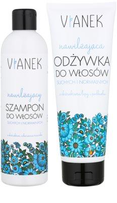 Vianek Moisturising zestaw kosmetyków II. 1