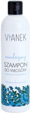 Vianek Moisturising šampon pro suché a normální vlasy s hydratačním účinkem