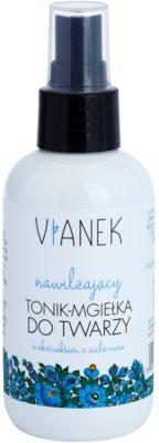 Vianek Moisturising тонік для шкіри для сухої та чутливої шкіри