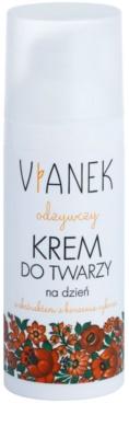 Vianek Nutritious crema facial de día  con efecto nutritivo