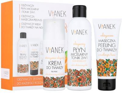 Vianek Nutritious set cosmetice II.