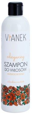 Vianek Nutritious Shampoo zur täglichen Benutzung mit nahrhaften Effekt