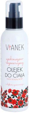 Vianek Reinforcement регенериращо масло за тяло със стягащ ефект