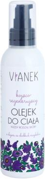Vianek Soothing aceite corporal con efecto regenerador