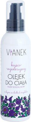 Vianek Soothing олійка для тіла з відновлюючим ефектом