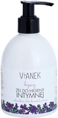 Vianek Soothing gel za intimno higieno za vsakodnevno uporabo