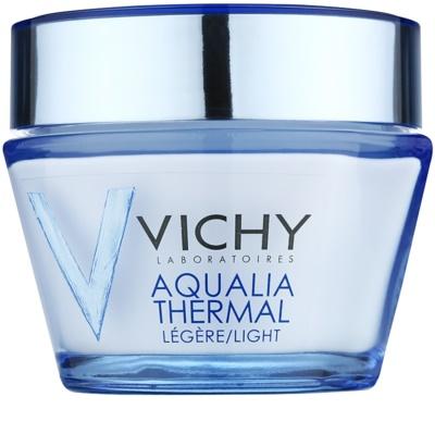Vichy Aqualia Thermal Light creme de dia hidratante e iluminador para pele normal a mista