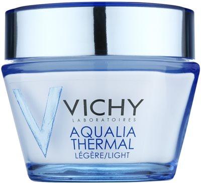 Vichy Aqualia Thermal Light gel hidratante ligero para pieles normales y mixtas