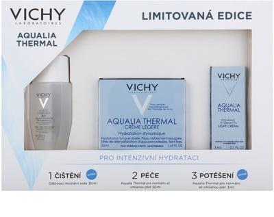 Vichy Aqualia Thermal Light lote cosmético I.