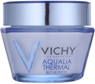Vichy Aqualia Thermal Rich crema de zi hidratanta si hranitoare uscata si foarte uscata