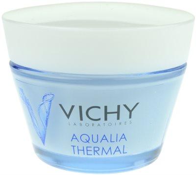 Vichy Aqualia Thermal Rich tápláló hidratáló nappali krém száraz és nagyon száraz bőrre 1