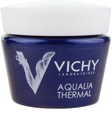 Vichy Aqualia Thermal Spa krem intensywnie nawilżający na noc przeciw oznakom zmęczenia