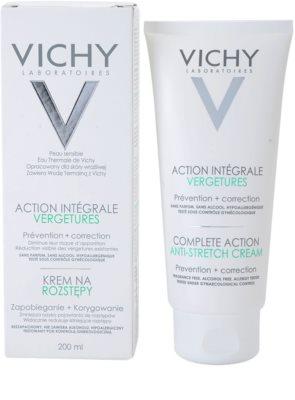 Vichy Action Integrale Vergetures telový krém na strie 1