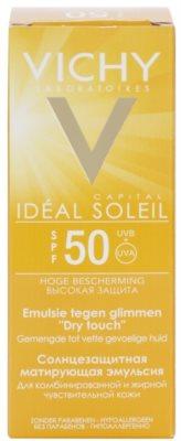Vichy Capital Soleil ochronny fluid matujący do twarzy SPF 50+ 2