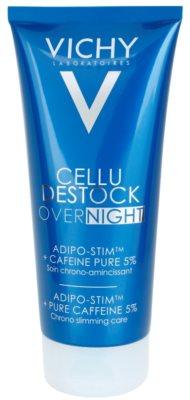 Vichy Cellu Destock Overnight zoštíhľujúce telové mlieko proti celulitíde