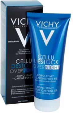 Vichy Cellu Destock Overnight wyszczuplające mleczko do ciała przeciw cellulitowi 2