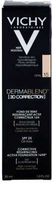 Vichy Dermablend 3D Correction korrekciós kisimító make-up SPF 25 2