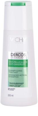Vichy Dercos Anti-Dandruff шампоан против пърхот за нормална към омазняваща се коса