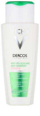 Vichy Dercos Anti-Dandruff champô apaziguador para couro cabeludo sensíve anti-caspa