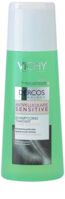 Vichy Dercos Anti-Dandruff šampon zklidňující ciltlivou pokožku hlavy proti lupům 1
