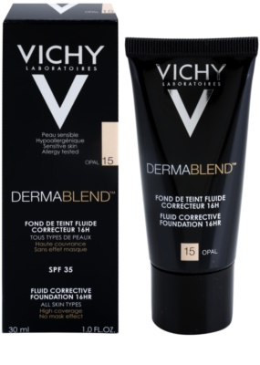 Vichy Dermablend korekční make-up SPF 35 1