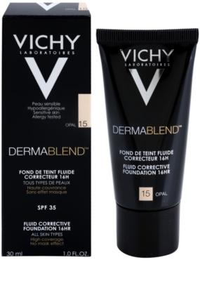 Vichy Dermablend Korrektur Make-up SPF 35 1