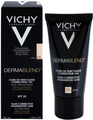 Vichy Dermablend korrekciós make-up SPF 35 1