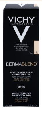 Vichy Dermablend Korrektur Make-up SPF 35 2