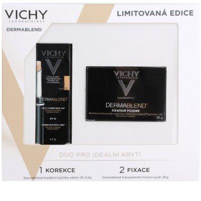 Vichy Dermablend zestaw kosmetyków I.