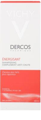 Vichy Dercos Energising šampon za okrepitev las proti izpadanju las 2