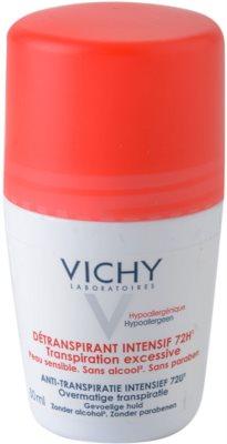 Vichy Deodorant roll-on impotriva transpiratiei excesive 2
