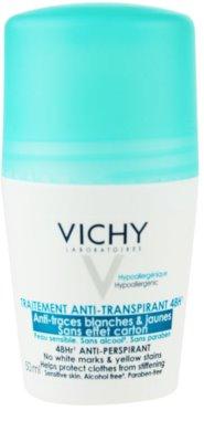 Vichy Deodorant roll-on antibacteriano desodorizante antitranspirante em spray