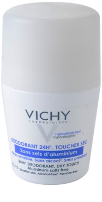 Vichy Deodorant Deodorant roll-on pentru piele sensibila