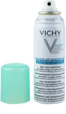 Vichy Deodorant desodorante antitranspirante en spray anti-manchas amarillas y blancas 1