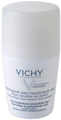 Vichy Deodorant deodorant roll-on pro citlivou a podrážděnou pokožku
