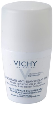 Vichy Deodorant Roll-On Deodorant für empfindliche und gereizte Haut