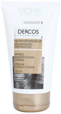 Vichy Dercos Nutri Reparateur acondicionador nutritivo para cabello seco y dañado 1