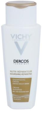 Vichy Dercos Nutri Reparateur szampon odżywczy do włosów suchych i zniszczonych