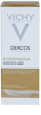 Vichy Dercos Nutri Reparateur Shampoo mit ernährender Wirkung für trockenes und beschädigtes Haar 2