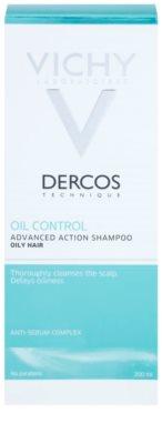 Vichy Dercos Sebo Correcteur šampon pro rychle se mastící vlasy 2
