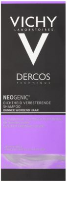 Vichy Dercos Neogenic Shampoo für dichteres Haar 2