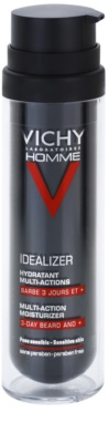 Vichy Homme Idealizer crema hidratanta pentru fata si barba