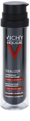 Vichy Homme Idealizer хидратиращ крем  за зоната на лицето и брадата