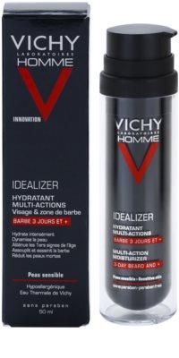 Vichy Homme Idealizer vlažilna krema za obraz in brado 1