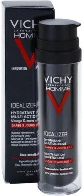 Vichy Homme Idealizer hydratačný krém na tvár a fúzy 2